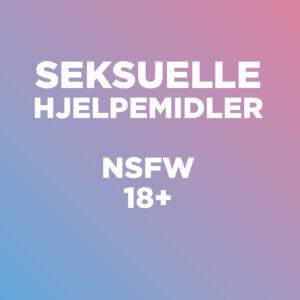 Seksuelle hjelpemidler 18+